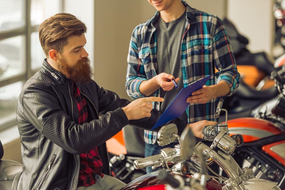 Motorrad Ankauf